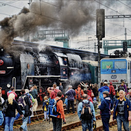 175 years of railways by Ivan Rusek - News & Events Technology
