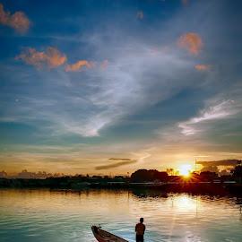 by JC General - Landscapes Sunsets & Sunrises