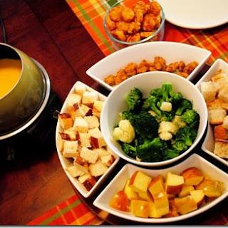10 Best White Cheddar Fondue Recipes | Yummly
