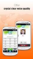 Screenshot of iTel Mobile Dialer Express