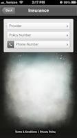Screenshot of LoJack