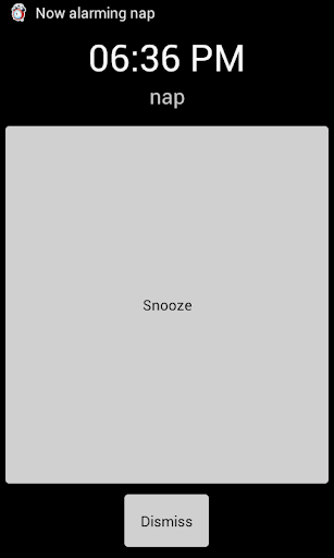 Power Alarm Clock - Free