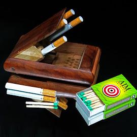 Antique Cigarette case by Asif Bora - Artistic Objects Antiques