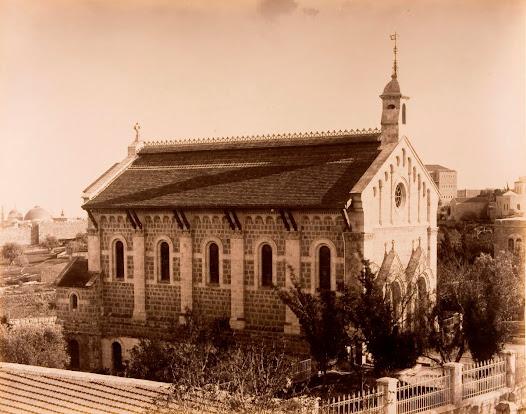 The Protestant Church in Jerusalem