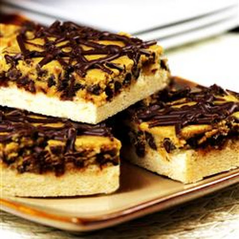 Mocha Cheesecake Brownie Bars