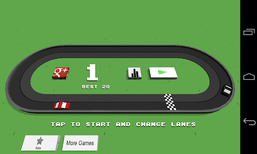 Wrong Way Race - screenshot