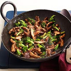 Pork & Broccoli Stir-Fry