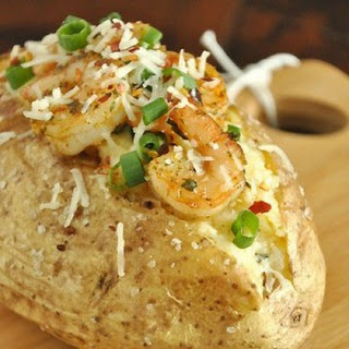 Twice-Baked Potatoes with a Twist!