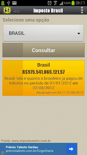 Imposto Brasil