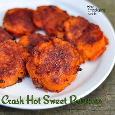 Crash Hot Sweet Potatoes