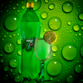 Break for 7up by Fahad Iqbal - Food & Drink Alcohol & Drinks ( bubble, 7-up, 7up, green, drink, lime, 7 up, soda, lemon,  )