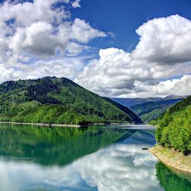 Lake Rausor by Oancea Marius - Landscapes Mountains & Hills (  )