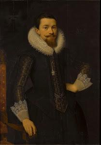 RIJKS: Salomon Mesdach: painting 1619