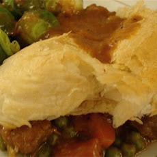 Beef and Onion Pot Pie/Stew