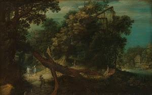 RIJKS: Adriaen van Stalbemt: painting 1640