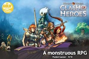 Screenshot of M&M Clash of Heroes