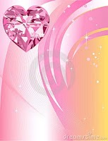 Screenshot of Pink Diamonds Wallpapers HD