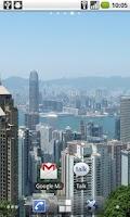 Screenshot of Hong Kong Live Wallpaper