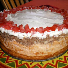 Mexican Cheesecake Ole'