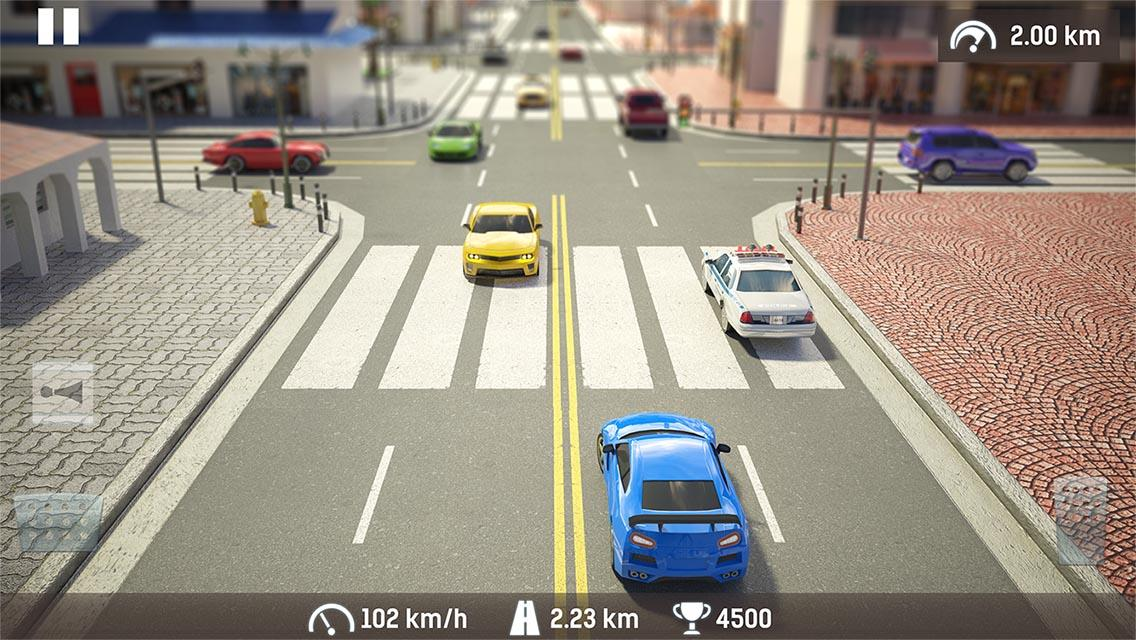 Traffic: Illegal Road Racing 5 Screenshot 19