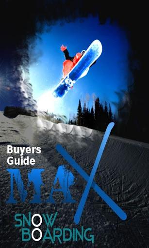 Snowboard Gear Guide