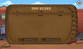 Screenshot of Street Baseball Free