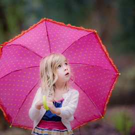 Rainy Day by Liz Straight - Babies & Children Child Portraits