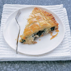 Smoked Haddock & Spinach Pie