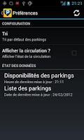 Screenshot of Nantes Mobi Parkings