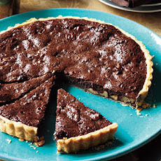 Chocolate Walnut Tart