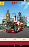 Screenshot of Big Bus Tours - City Guide