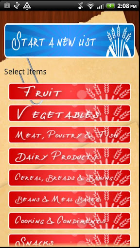 【免費購物App】Gluten Free Shopping List-APP點子