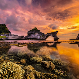 by Wisnu Taranninggrat - Landscapes Sunsets & Sunrises