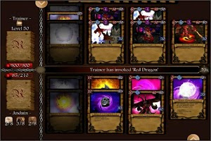 Screenshot of Rolplay Online TCG