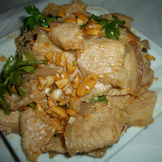 Steamed Pork With Spicy Rice Powder and Sweet Potatoes