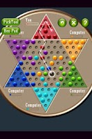 Screenshot of SmartBunny2 Chinese Checkers