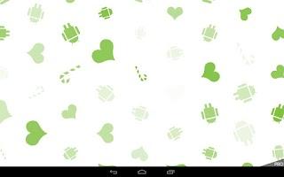 Screenshot of Light Grid Live Wallpaper