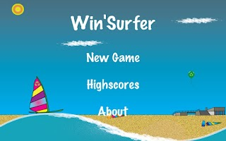 Screenshot of WinSurfer