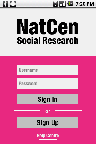 NatCen Mobile