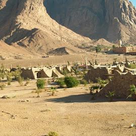 Egypt - St Catherines by Luci Henriques - Buildings & Architecture Public & Historical