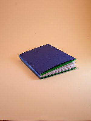 Folded Accordion Book