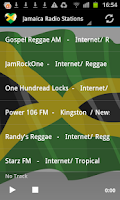 Screenshot of Jamaica Radio Music & News