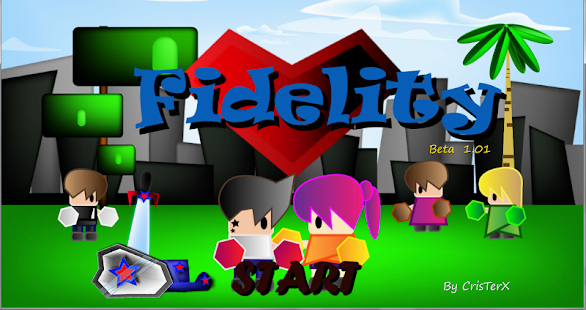 Fidelity - screenshot