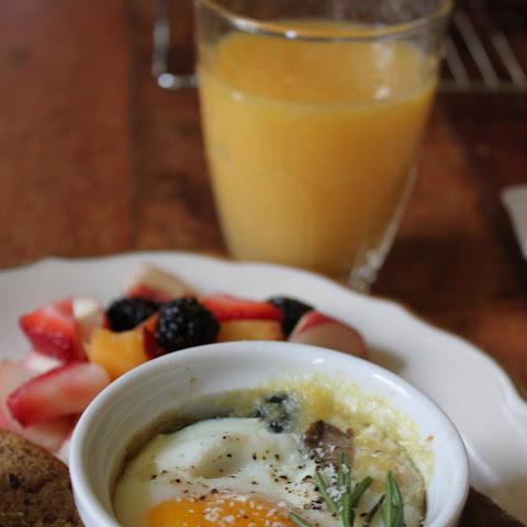 Baked Polenta Eggs Recipes   Yummly