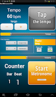 Screenshot of Best Metronome PRO