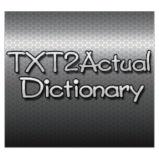 Texting Dictionary | Txting