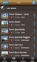 Screenshot of Scelgo Salento