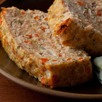 Easy Chicken Meatloaf