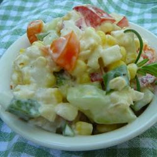 Cold Corn Salad