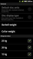 Screenshot of Barbell Loader Lite
